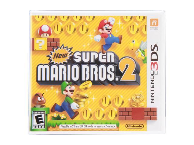 New Super Mario Bros 2 Nintendo 3ds Newegg Com