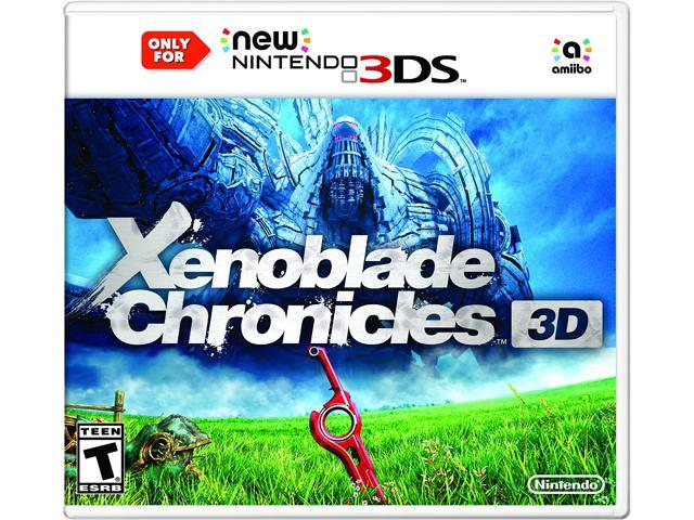 b1e9c578f0 Xenoblade Chronicles 3D Nintendo 3DS - Newegg.com