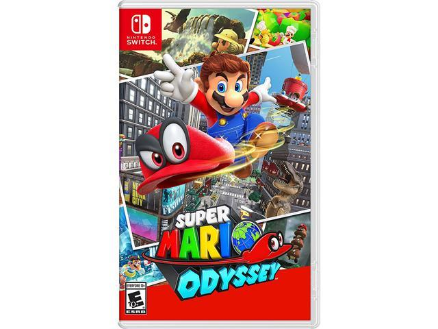 Super Mario Odyssey Nintendo Switch Newegg Com