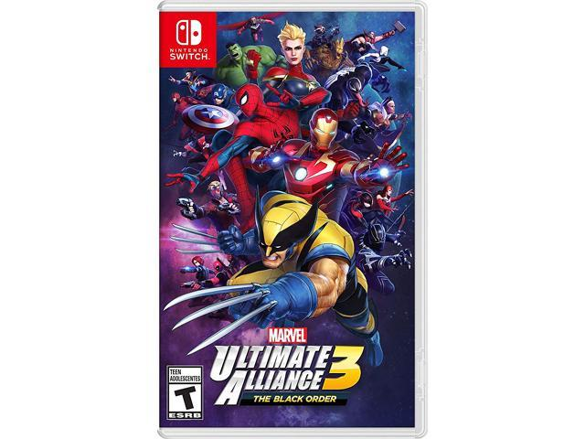 Marvel Ultimate Alliance 3: The Black Order - Nintendo Switch on