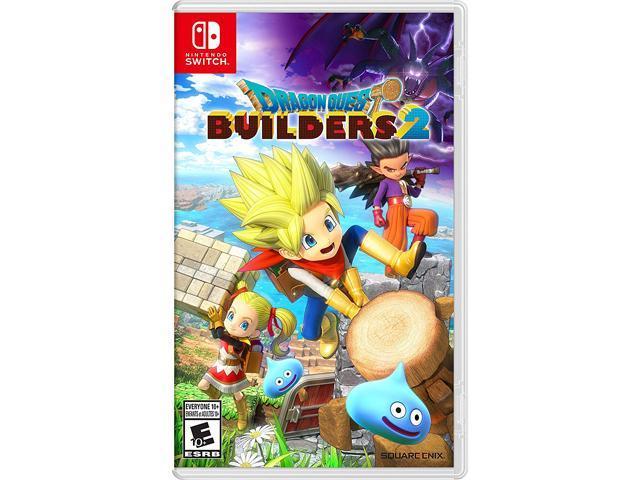 Dragon Quest Builders 2 - Nintendo Switch - Newegg com