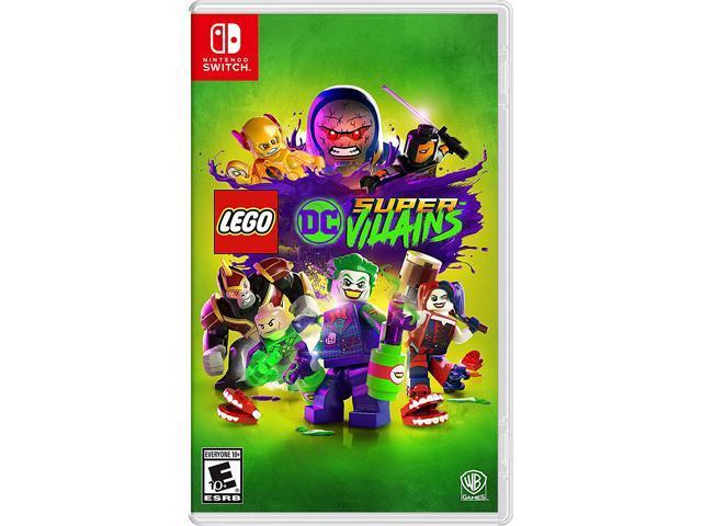 Lego Dc Super Villains Nintendo Switch Newegg Com