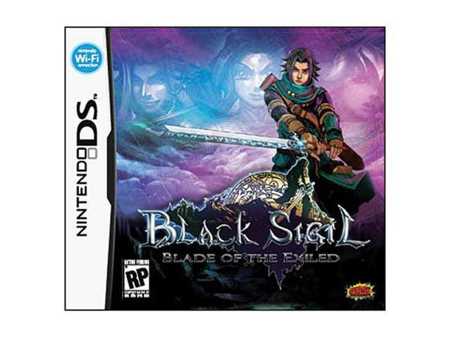 Black Sigil: Blade of the Exiled Nintendo DS Game