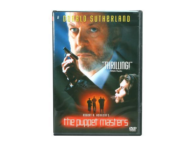 The Puppet Masters 1994 Dvd Neweggcom