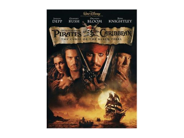 the curse of the black pearl blu ray