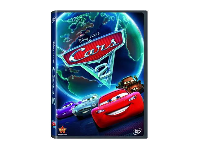 Cars 2 Dvd Ws Eng Sp Sub Newegg Com