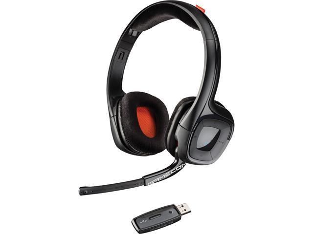 Plantronics GameCom 818 Wireless Gaming Headset - PlayStation 4 - Newegg com