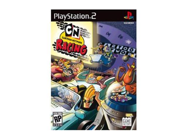 Cartoon Network Racing Game Newegg Com