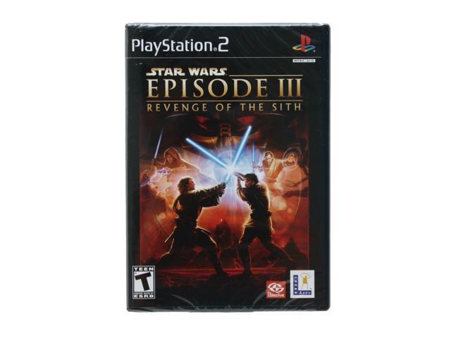 Star Wars Episode Iii Revenge Of The Sith Game Newegg Com