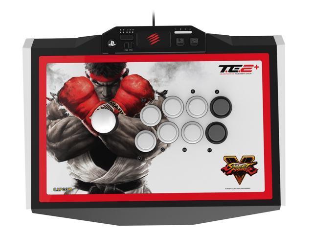 Mad Catz SFV Arcade FightStick Tournament Edition 2+ for PlayStation 3 &  PlayStation 4 - Newegg com