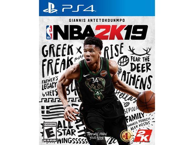 NBA 2K19 - PlayStation 4 - Newegg com