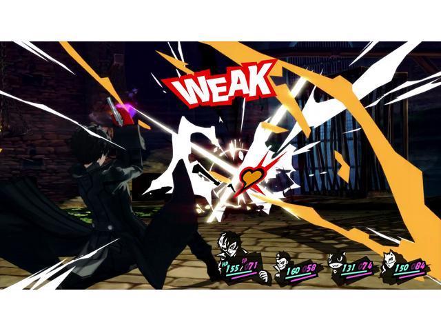 Persona 5 - Standard Edition - PlayStation 4 - Newegg com