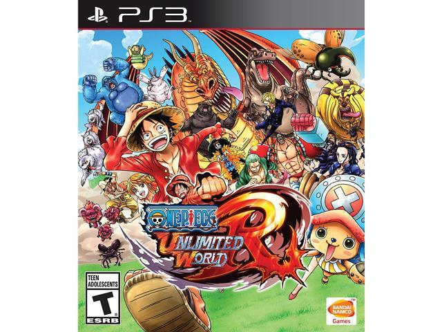 One Piece: Unlimited World Red PlayStation 3 - Newegg com