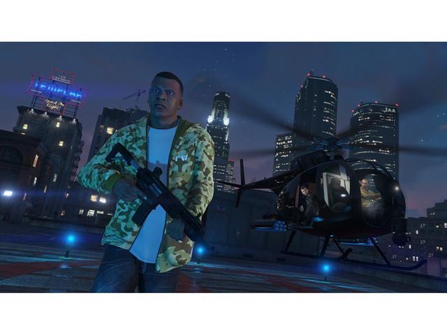 Grand Theft Auto V - PlayStation 4 - Newegg com