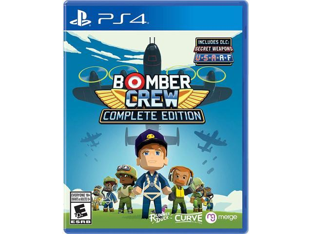 Bomber Crew Complete Edition - PlayStation 4 - Newegg com