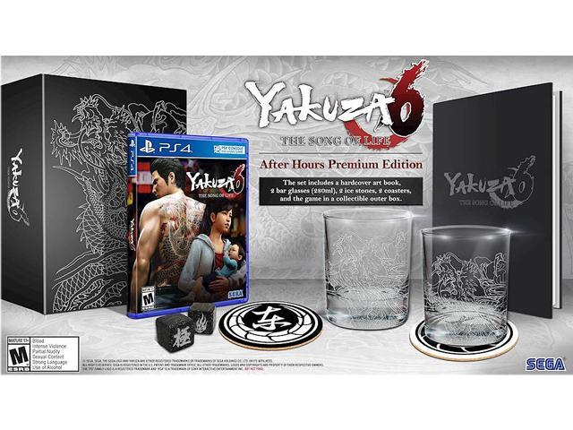 Yakuza 6 The Song Of Life After Hours Premium Edition