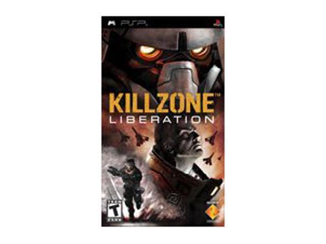 Killzone Liberation Psp Game Sony Newegg Com