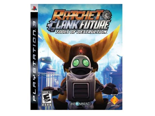 Ratchet Clank Future Tools Of Destruction Playstation3 Game