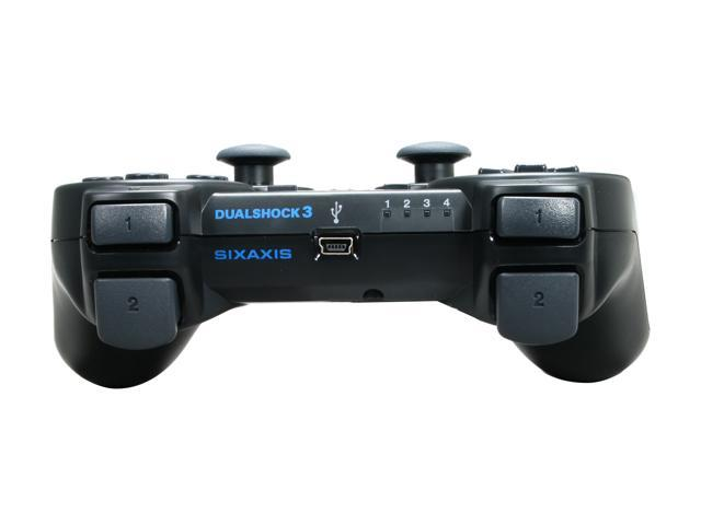 SONY PlayStation 3 DUALSHOCK3 Wireless Controller PS3 Gaming Accessory -  Newegg com