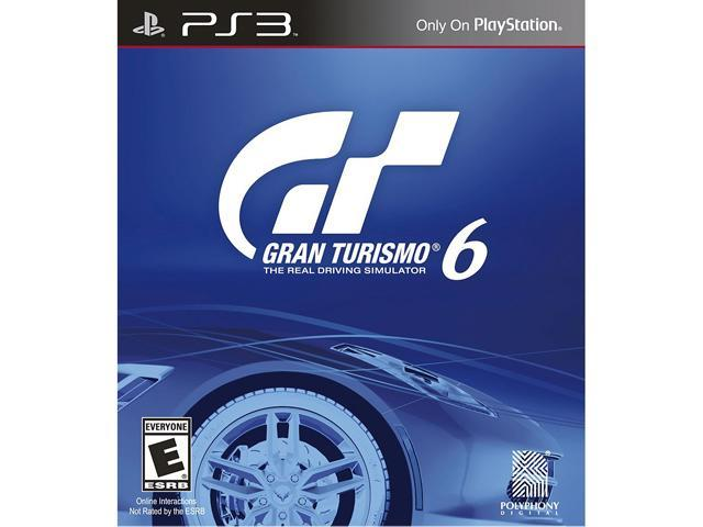 Gran Turismo 6 PlayStation 3