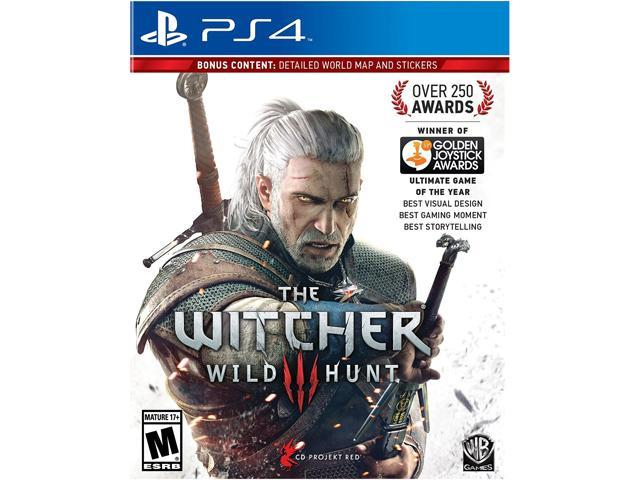 The Witcher III: Wild Hunt - PlayStation 4