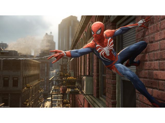Marvel's Spider-Man - PlayStation 4 - Newegg com