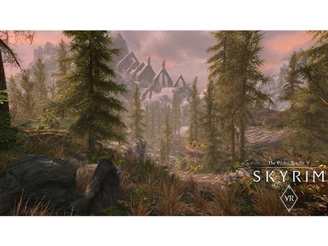 PlayStation VR - Skyrim Bundle - Newegg com