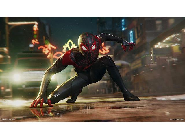 Marvel's Spider-Man: Miles Morales Ultimate Launch Edition ...