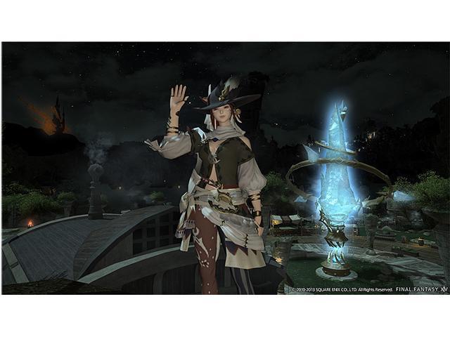 Final Fantasy XIV: A Realm Reborn PlayStation 4 - Newegg com