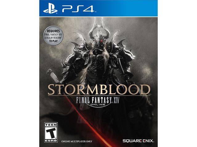 Final Fantasy XIV: Stormblood - PlayStation 4 - Newegg com
