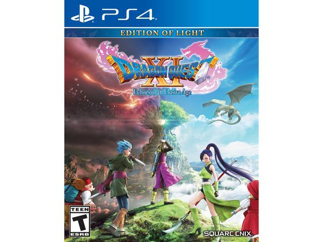 Dragon Quest XI: Echoes of An Elusive Age Edition of Light - PlayStation 4  - Newegg com