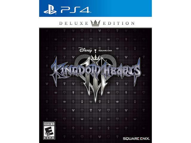 Kingdom of Hearts III Deluxe Edition - PlayStation 4