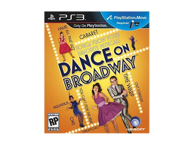 Dance on Broadway PlayStation 3 - Newegg com