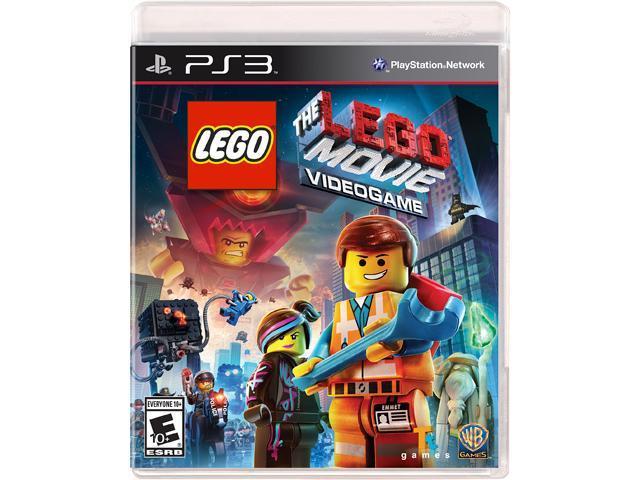 The Lego Movie Videogame Playstation 3 Newegg Com