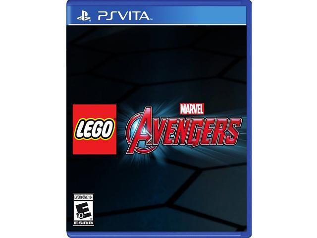 Lego Marvel S Avengers Playstation Vita Newegg Com