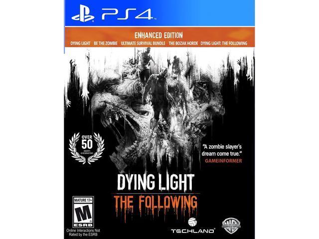 Dying Light: Following Enhanced Edition - PlayStation 4 - Newegg com