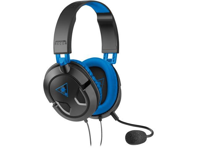 2a65e4f5282 Turtle Beach Ear Force Recon 60P Amplified Stereo Gaming Headset for  PlayStation 4 & PlayStation 3
