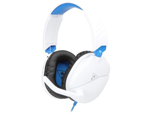 Turtle Beach Recon 70 Gaming Headset For Playstation 4 Ps4 Pro White Newegg Com