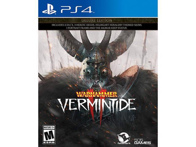Warhammer: Vermintide 2 Deluxe Edition - PlayStation 4 - Newegg com