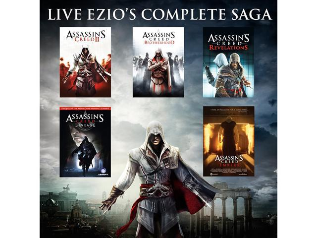 Assassin S Creed The Ezio Collection Playstation 4 Newegg Com