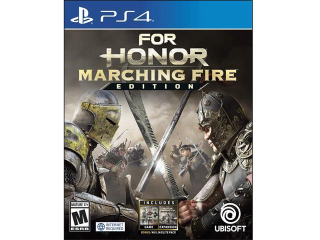 For Honor Marching Fire Edition - PlayStation 4 - Newegg com