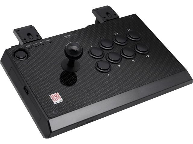Qanba Carbon Joystick for PlayStation 3 and PC (Fighting stick) - Newegg ca