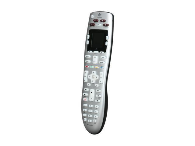 Logitech Harmony 600 (915-000111) Universal Remote Control - Newegg com