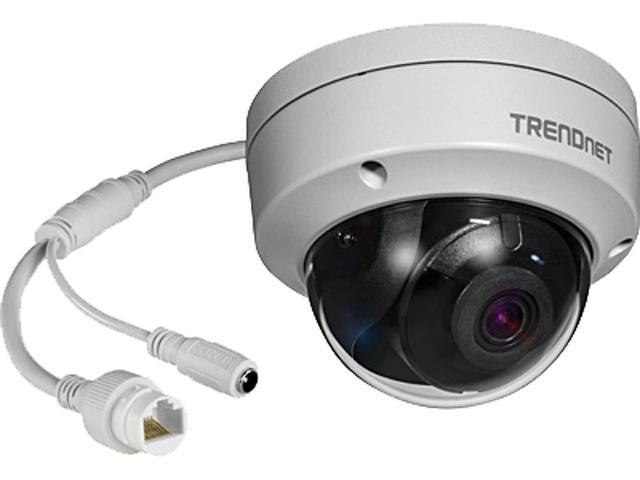 TRENDnet Indoor//Outdoor Bullet Style PoE IP Camera with 4 Megapixel Full 1080p