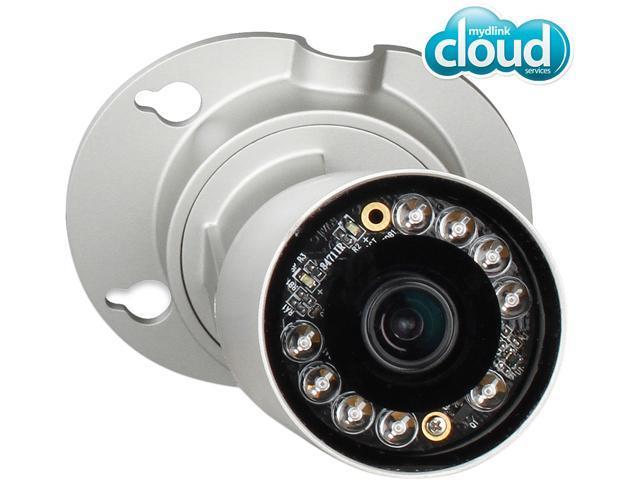 D-Link DCS-7010L 1280 x 800 MAX Resolution RJ45 Outdoor HD Cloud Camera  7100 - Newegg com