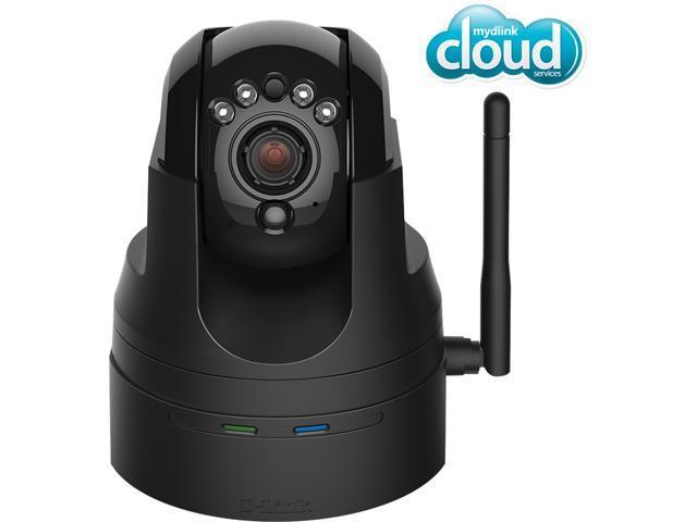 D-Link DCS-5029L HD Pan & Tilt Wi-Fi Camera - Newegg com