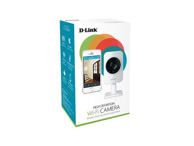 D-Link DCS-935L HD Wi-Fi Camera Connected Home Series - Newegg com