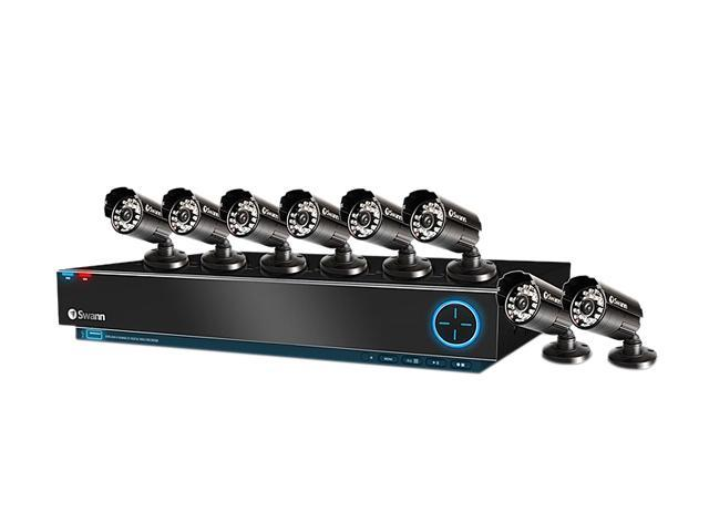 Swann DVR8-3000 TruBlue Security 8 Ch Security Camera DVR without Hard Drive