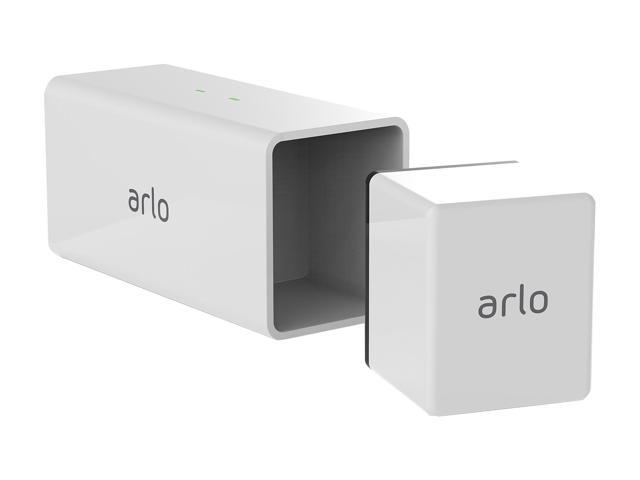 Designed for Arlo Pro Re Arlo Pro Charging Station -  2 charging bays White
