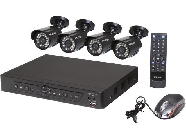 Laview lv kdv0404b5b complete 4 channel security dvr system easy diy laview lv kdv0404b5b complete 4 channel security dvr system easy diy four 520tvl infrared surveillance freerunsca Choice Image